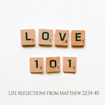 Love : 101 – Things taken for granted