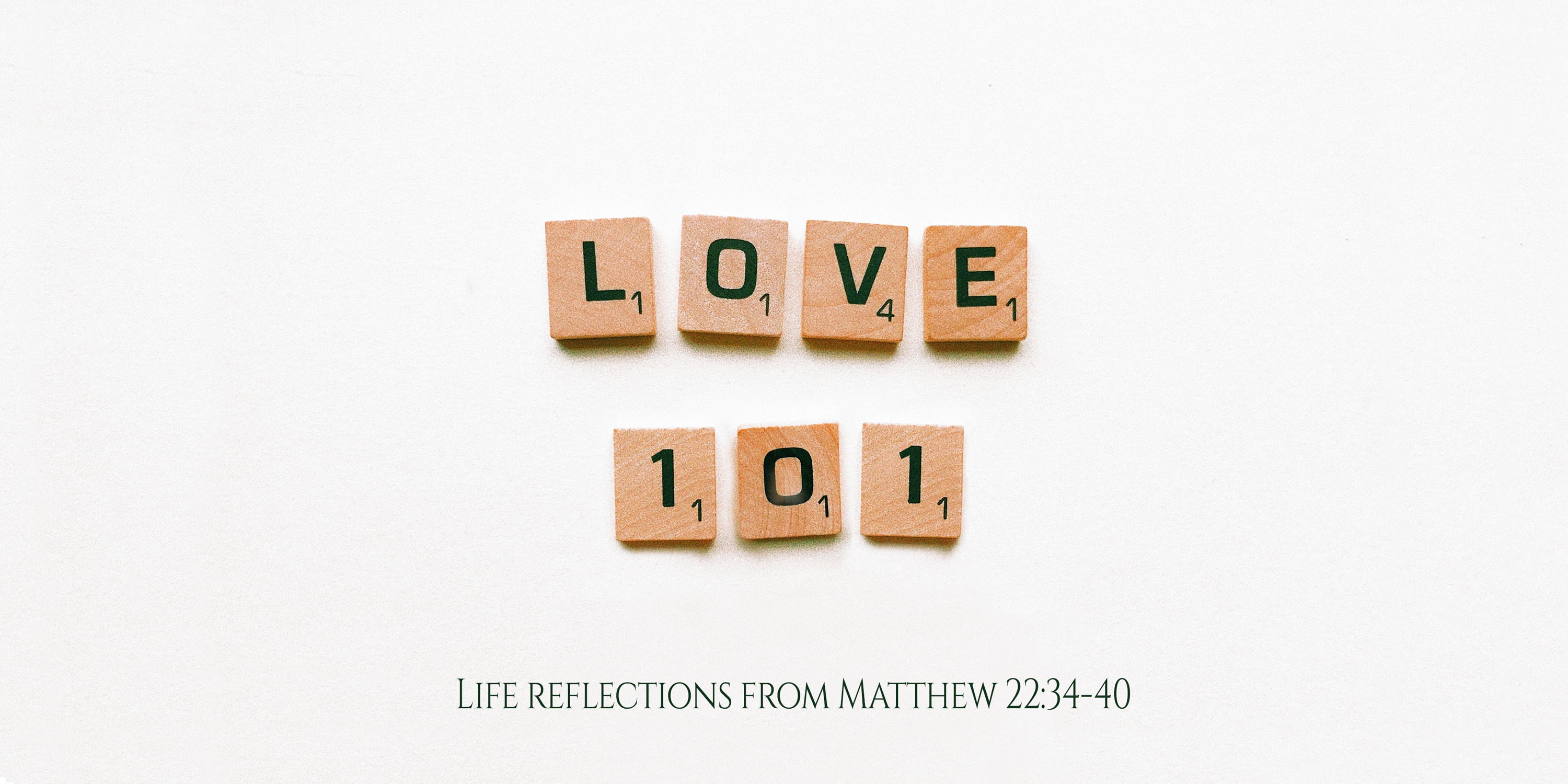 Love : 101 – Reflection