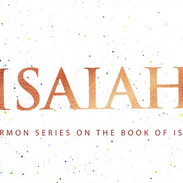 Isaiah : Time to Reflect