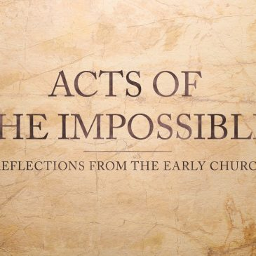 Acts of the Impossible? Devoted